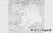 Silver Style Map of Setif