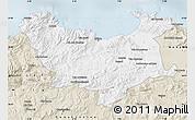 Classic Style Map of Skikda
