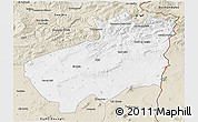 Classic Style 3D Map of Souk Ahras