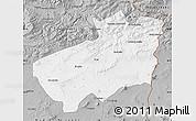 Gray Map of Souk Ahras