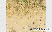 Satellite Map of Souk Ahras