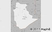 Gray Map of Tamanrasset