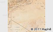Satellite Map of Tendouf