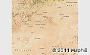 Satellite Map of Tiaret