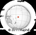 Outline Map of American Samoa