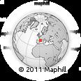 Outline Map of Encamp
