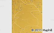 Physical Map of Mavinga