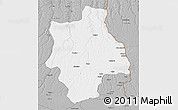 Gray 3D Map of Muconda