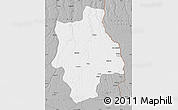 Gray Map of Muconda