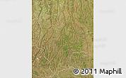 Satellite Map of Muconda