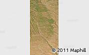 Satellite Map of Lumbala N'Guimbo