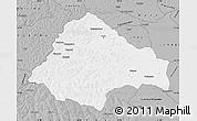 Gray Map of Moxico