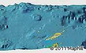 Satellite 3D Map of Anguilla