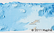 Shaded Relief 3D Map of Anguilla