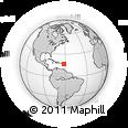 Outline Map of Saint John