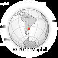 Outline Map of Loberia