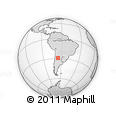 Outline Map of Capayan