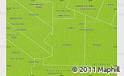 Physical Map of O. Higgins