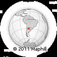 Outline Map of Ischilin