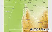 Physical Map of Minas