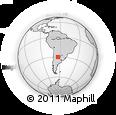 Outline Map of Tulumba