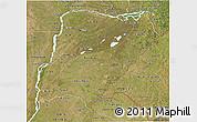 Satellite 3D Map of Corrientes