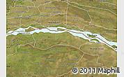 Satellite Map of Itati
