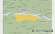 Savanna Style Map of Itati