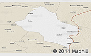 Classic Style Panoramic Map of Federacion