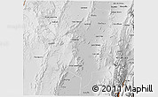 Physical 3D Map of Cochinoca