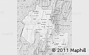 Silver Style Map of Jujuy