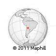 Outline Map of Palpala