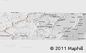 Physical Panoramic Map of Rinconada