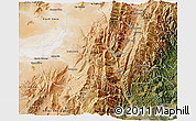 Satellite 3D Map of Tumbaya