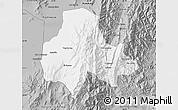 Gray Map of Tumbaya