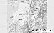 Silver Style Map of Tumbaya