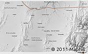 Physical 3D Map of Yavi