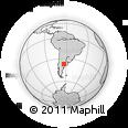 Outline Map of Atreuco