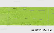 Physical Panoramic Map of Atreuco