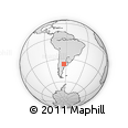 Outline Map of Catrilo