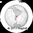 Outline Map of Chapaleufu