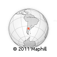 Outline Map of Pulen