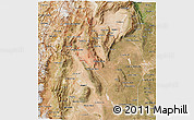 Satellite 3D Map of La Rioja