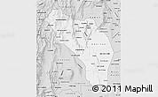 Silver Style Map of La Rioja