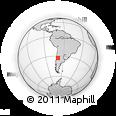 Outline Map of Lujan