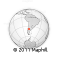 Outline Map of Anelo