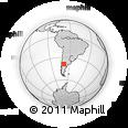 Outline Map of Confluencia