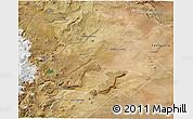 Free Satellite D Map Of Zapala - Zapala argentina map