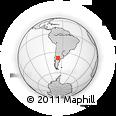 Outline Map of General Roca