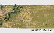 Satellite Panoramic Map of Anta